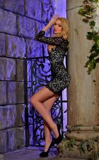 Slim Russian Escort Zlata Available Now Sheikh Zayed Road Dubai Photo 1